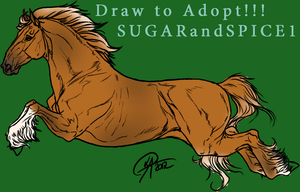 Draw To Adopt 2-  CLOSED by SUGARandSPICE1