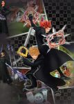 Axel and Roxas - KH 352-8 Days by satsukiss