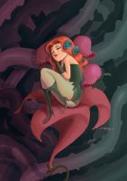 Poison Ivy by Popsaart