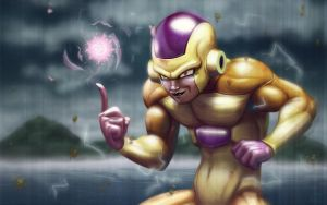 Resurrection of Frieza by DenzelAJackson