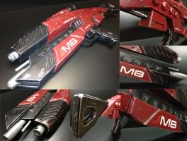 M-8 Avenger Mass Effect by GS-PROPS