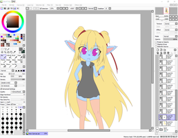 LoL Poppy  - WIP #2 by AB-Anarchy