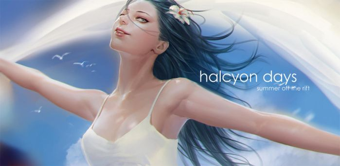 League of Legends Fanzine Preview by ae-rie