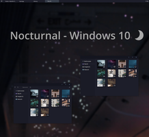 Nocturnal W10 by ayychloe