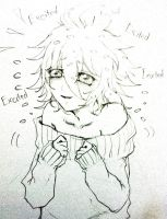 Male!Flaky~ excited by htfaphkhrat