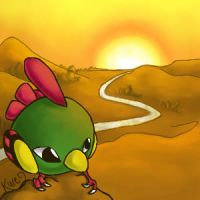 Natu - I see the Sunrise by Kureculari
