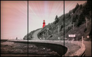 Lighthouse Art by PascalsPhotography