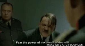 Knowing Hitler's POMD by LOLMANIC45