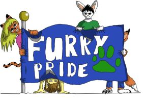 :ENTRY: Furry Pride by Ansem1000