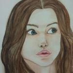 Astrid Berges-Frisbey by whatraspberries