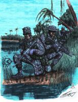 US Navy SEAL's by CDL113