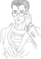 Super Clark by Grimmby