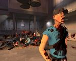 battle royale: team fortress 2 by dibelo