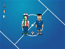Italy euro2008_wallpaper by B-positive