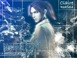 Claire Redfield REDeg by Claire-Wesker1