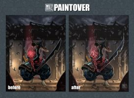 010 Paintover by muzski