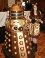 Two Cute Daleks by TinaCaper