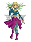 Commission: Guardian Elyon by Galistar07water