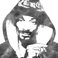 Snoop Dogg Smoke by Poolday