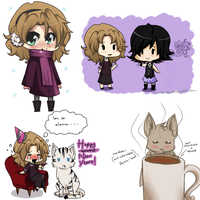 ~LBHC winter doodle dump~ by nicky1311