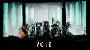 The Void second Wallpaper by Andalar