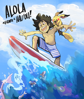 Alola!! by legendfromthedeep