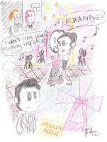 Moulin Rouge Doodle 2 by Cor104