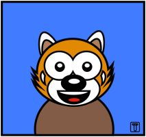 Red panda by toms383