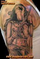 Lady Justice by asussman