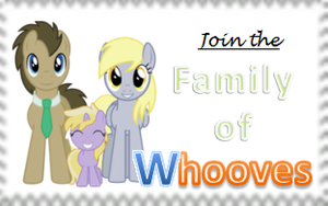 Whooves Family Stamp by M7Fire
