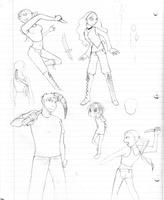 Sketches of some blokes and more GRETA by warriorcatroseeyes