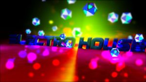 Electro House 3. Hd Wallpaper by LinehoodDesign