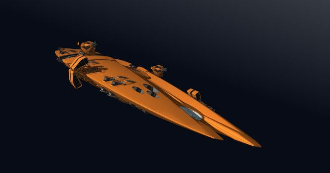 Polaris class frigate 9 by Scifiwarships