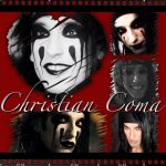 Christian Coma collage by Xendrak18