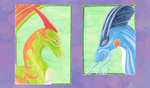 Embrymandre's Dragons by DeviBrigard