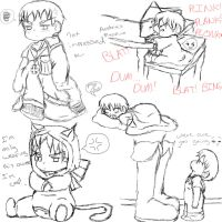 Baby Germany Sketches by BabyWaluigi