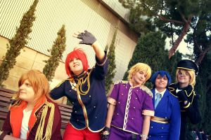 Utapri - Looking to our future by Chocoburu