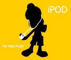 Ipod Monkey by PipoMadness1992