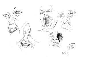 expressions by Agolem