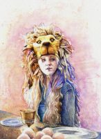 Luna Lovegood by Opheliac98