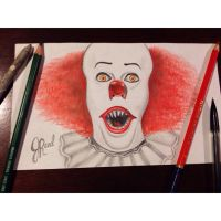 Killer Clown by justinr623