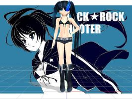 BRS MMD Model DOWNLOAD by KotoLuka