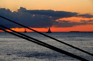 Mallory Square Sunset 1 by Stelo