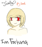 Ion Fortuna Doodle by Fang-Chan13