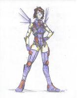 Cypher the Cyber Doll '10 by beamer