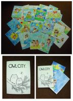 The Complete Owl City Artwork by Susutastic