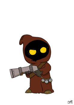 J is for Jawa 2 by striffle