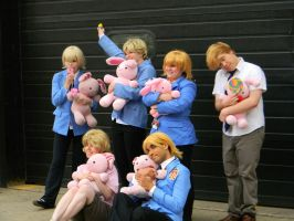 Ouran Host Club - The Deceptive Shota - ACen 2013 by EndOfGreatness