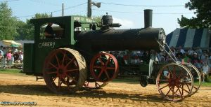 Avery Steam Traction Engine by 426maxwedgie