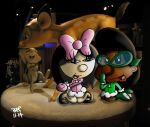 In the Disney Store by JimmyCartoonist